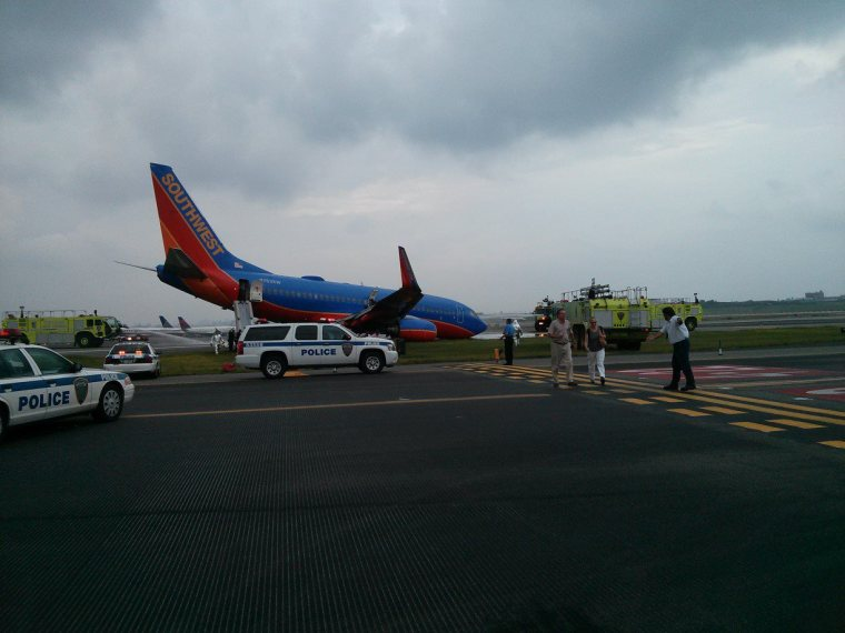 Southwest Airlines Flight 345